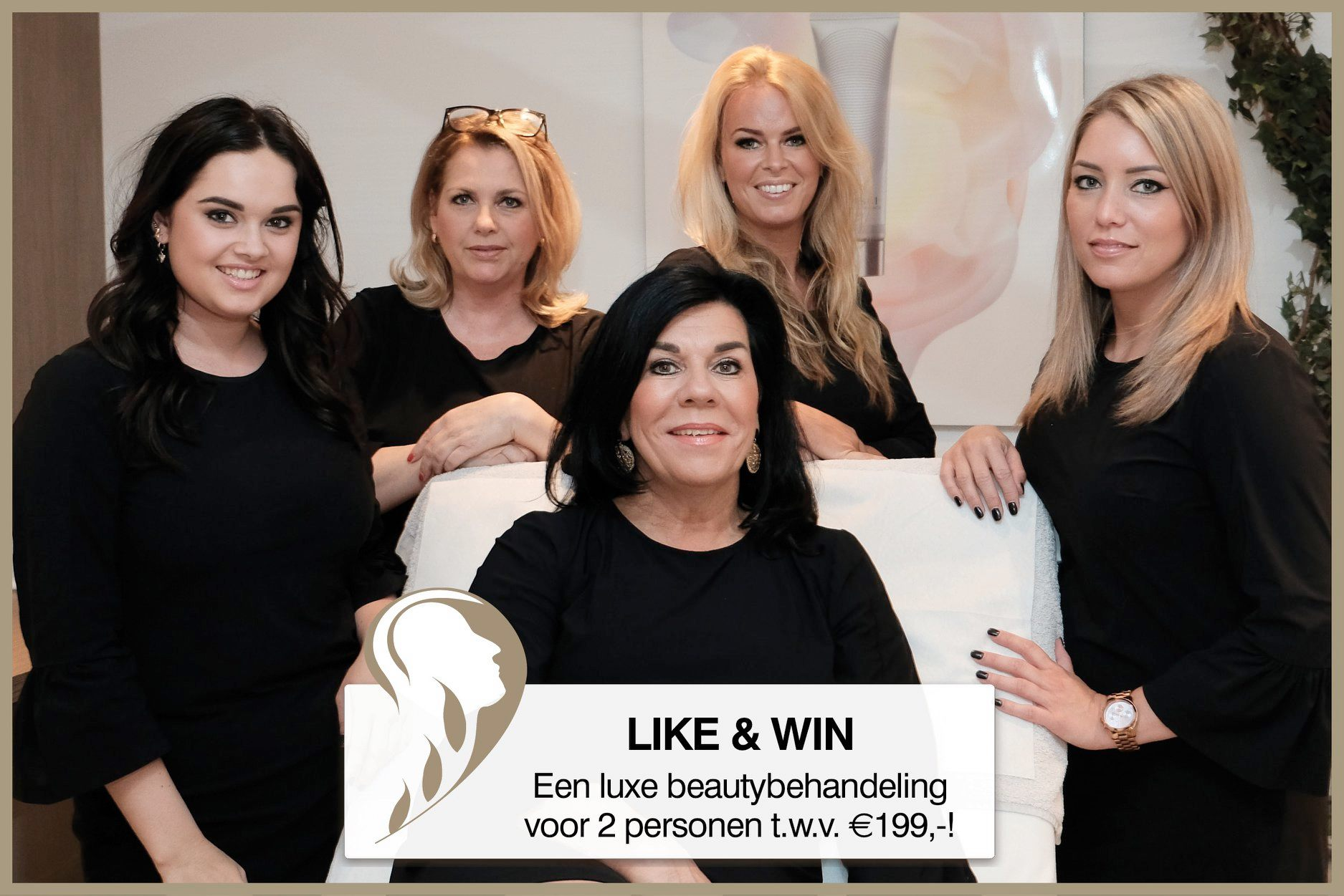 Like & win een luxe beautybehandeling